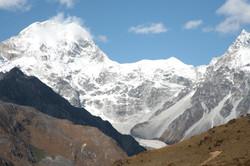 High Mountains Of Bhutan