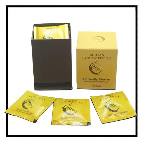 Premium Bhutan Cordyceps Tea
