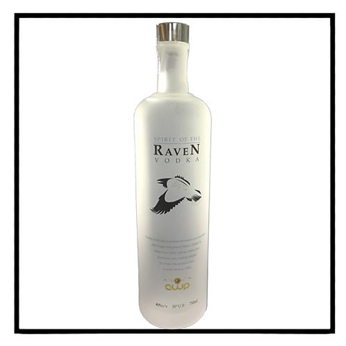 Spirit of Bhutan Raven Vodka