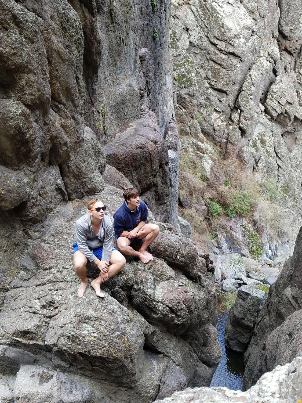 Grimpi Euro Boys Jump Creek