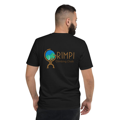 Short-Sleeve Back Logo T-Shirt