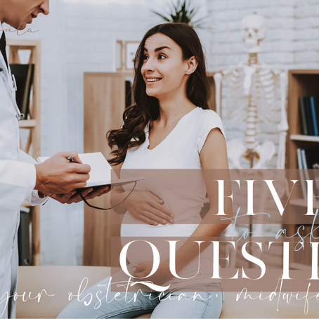 Five Questions to ask your Providers