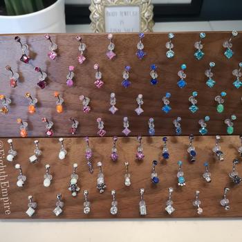 Navel Jewelry