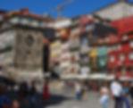 Quartier Ribeira Porto