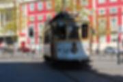 Porto - tramway historique