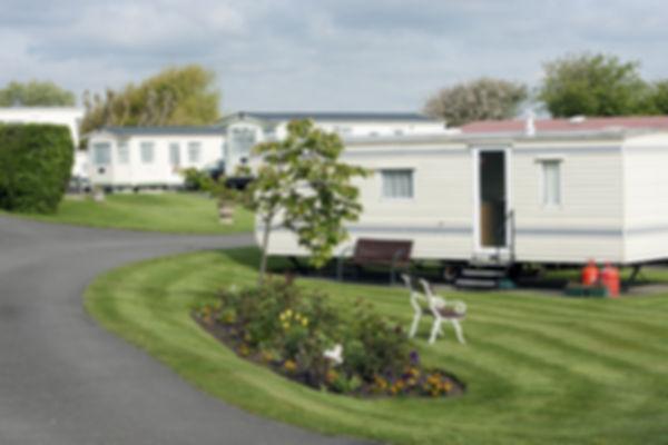mobile homes caravan park