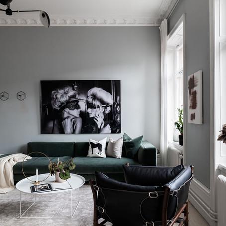 Sibyllegatan - Home Styling