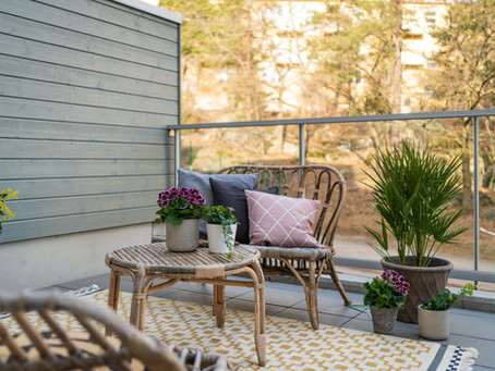Home Styling av radhus i Hägersten