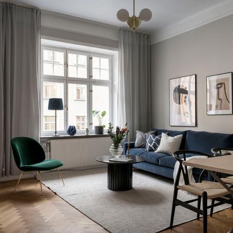 Heimdalsgatan - Home Styling