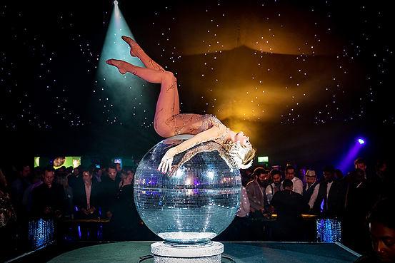 Gliterball Dancer