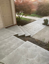Townhome Steps
