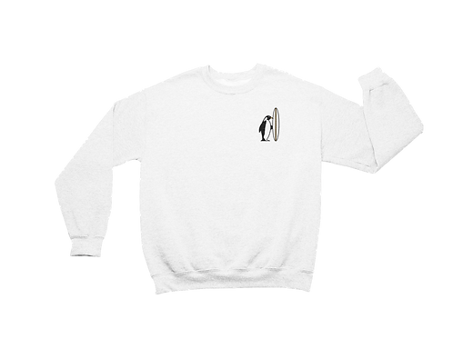 Penguin Surf Sweatshirt