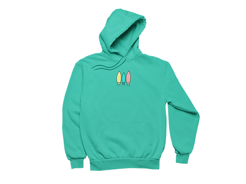 Colour Surfboards Hoodie