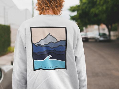 Coloured Hills Sweatshirt