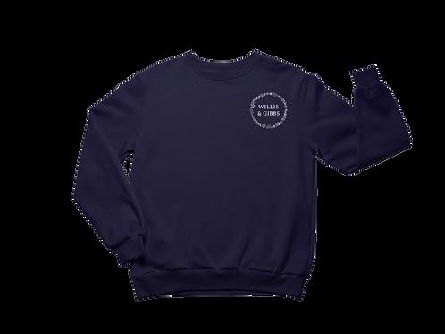Flower Logo Sweatshirt