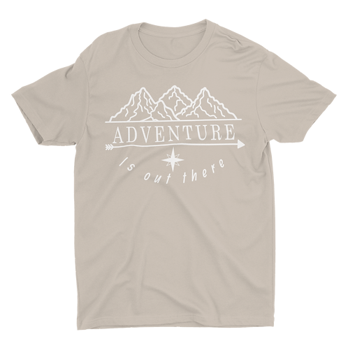 Adventure Is Out There Tee