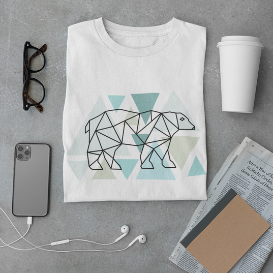 mockup-of-a-folded-t-shirt-featuring-dif