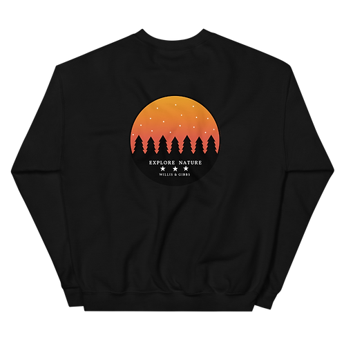 Explore Nature Sweatshirt