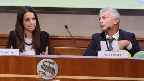 Enrica Sabatini e Nicola Morra presentano E-learning di Rousseau