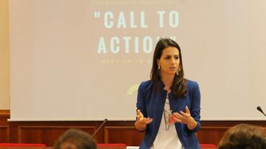 Presentazione Call to Action - Roma