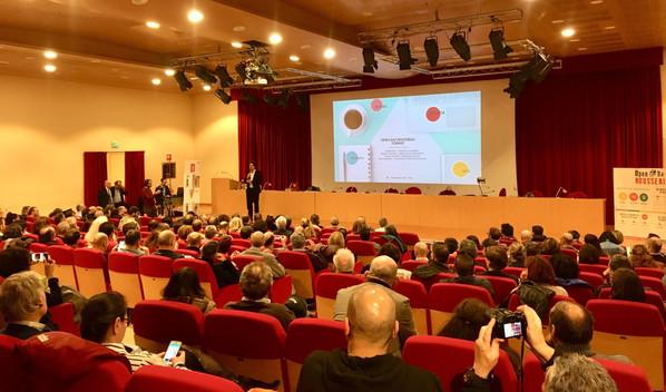 Open Day Rousseau - Torino Novembre 2017