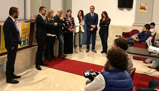 Open Day Rousseau Catania 2018