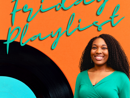 Friday Playlist with Mikalia Bradberry