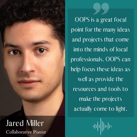 Jared Miller - pianist