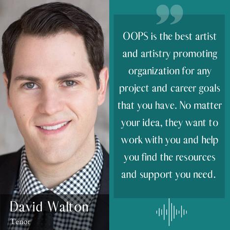 David Walton - Tenor