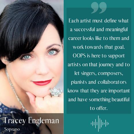 Tracey Engleman - Soprano