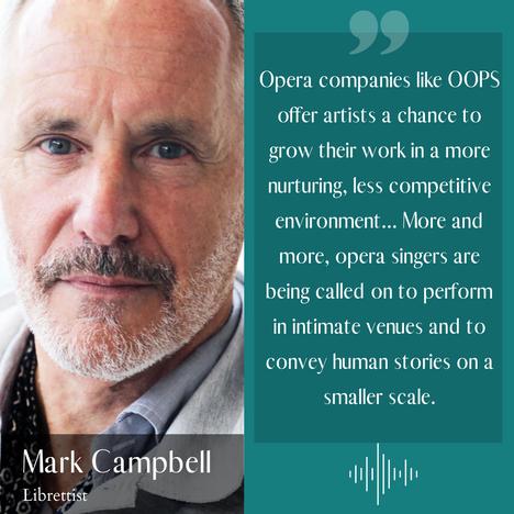 Mark Campbell - Librettist