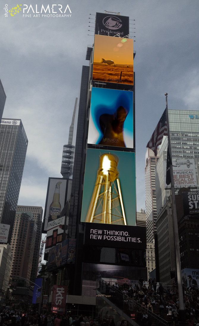 Art Takes Time Square competition