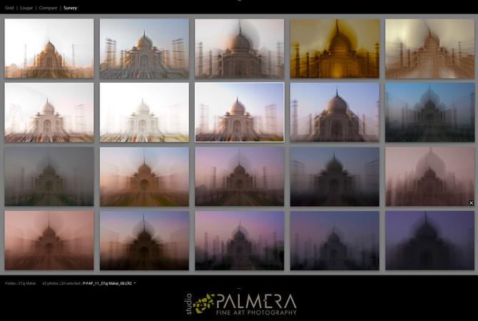 Taj Mahal Series