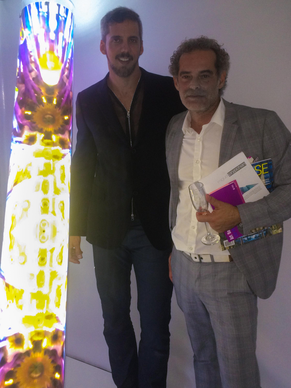 artist & Director Miguel Fernandez