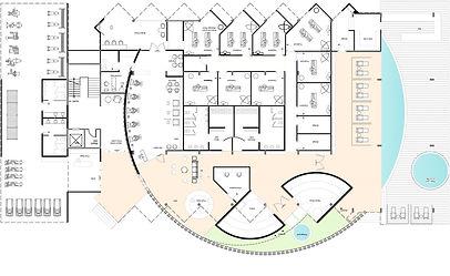 spa floorplan