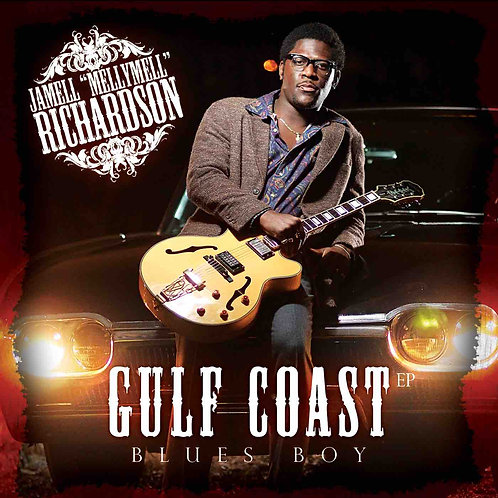 Gulf Coast Blues Boy - E.P. (Album Hard Copy)