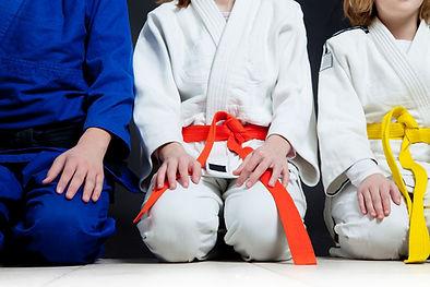 zajęcia judo dzieci