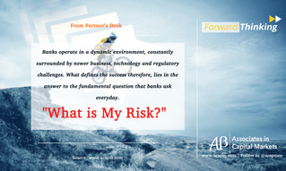 Forward Thinking - What is My #Risk