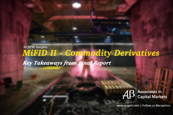MIFID II - Commodity Derivatives