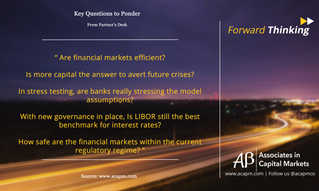 Forward Thinking - #Key Questions to Ponder
