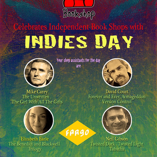 Indies Day Poster
