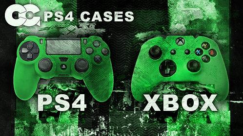 Critical Grips™ Green PS4/XB1 Case