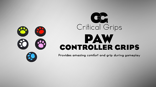 Critical Grips™ Paw Grips