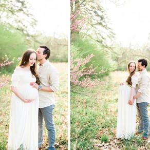 Little Rock Family Photographer | Stephens Maternity Session