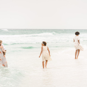 Little Rock Family Photographer | Beach Session