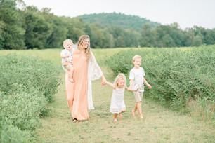 Outdoor Motherhood Field Session