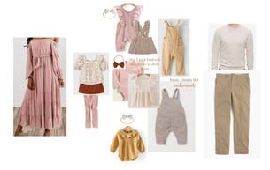 Fall Session Family Wardrobe Inspiration