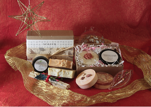 holiday soaps