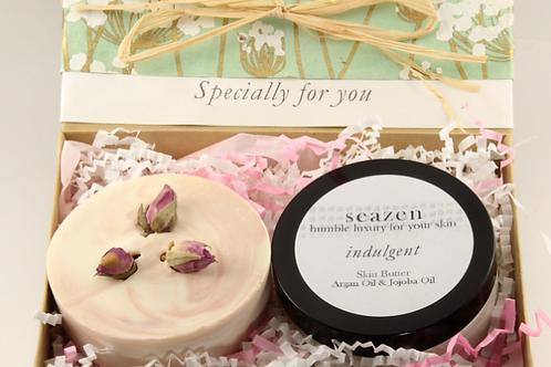 Love & Skin Butter Gift Set