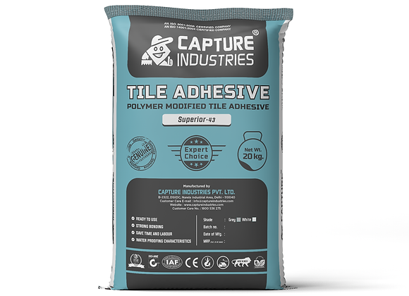 TILE ADHESIVE SUPERIOR-43